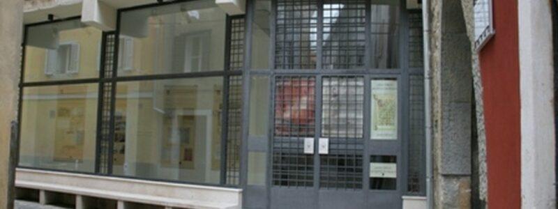 Zunanjost Pokrajinskega Arhiva Koper, enota Piran