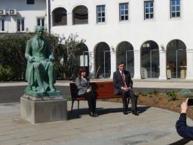 Klop slovensko-grškega prijateljstva